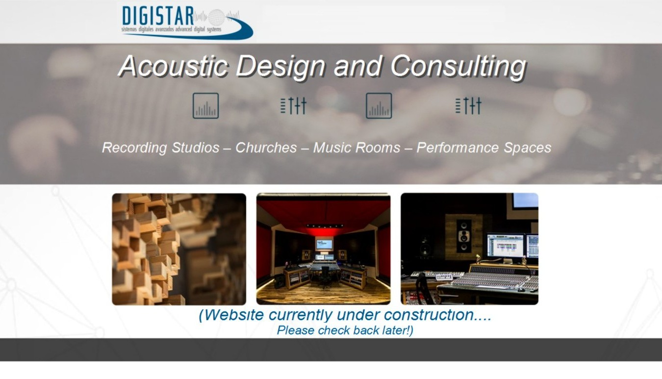 Digistar Website Under Construction Banner